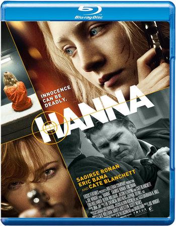 Hanna (2011) Dual Audio Hindi 720p BluRay x264 800MB ESubs Movie Download