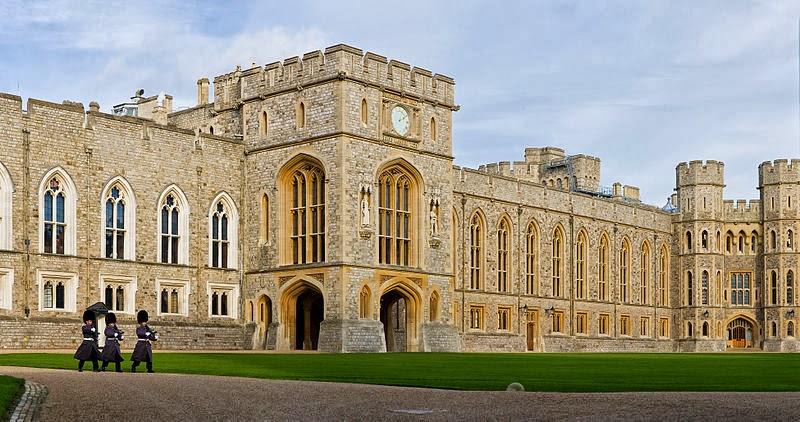 Por Que Me Gustan Los Castillos: Me Gusta Y Te Lo Cuento: Castillo De Windsor