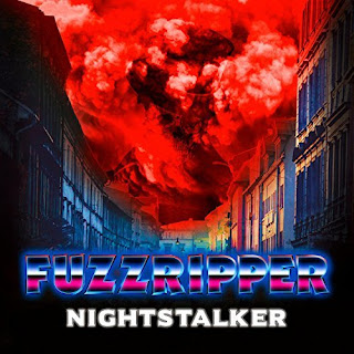 "Ο δίσκος των Fuzzripper ""Nightstalker"""