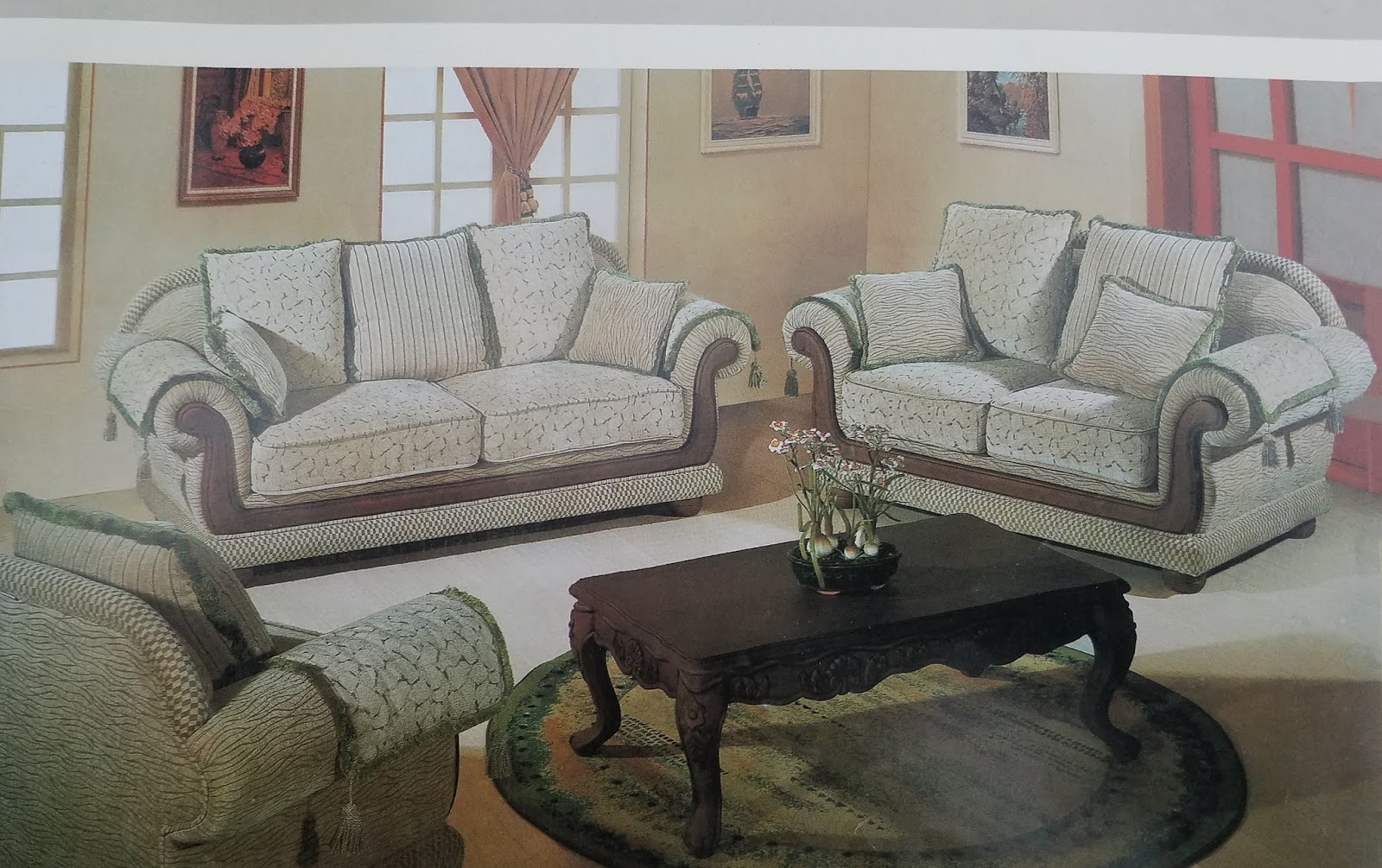Find inspiring designs for home and office. Wooden Sofa Set With Price List in Pakistan 2019 ...
