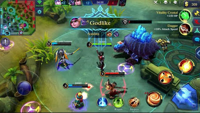 tips gear mobile legend