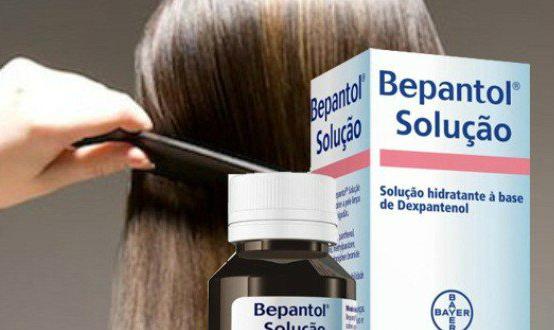 shampoo com bepantol liquido para cabelo
