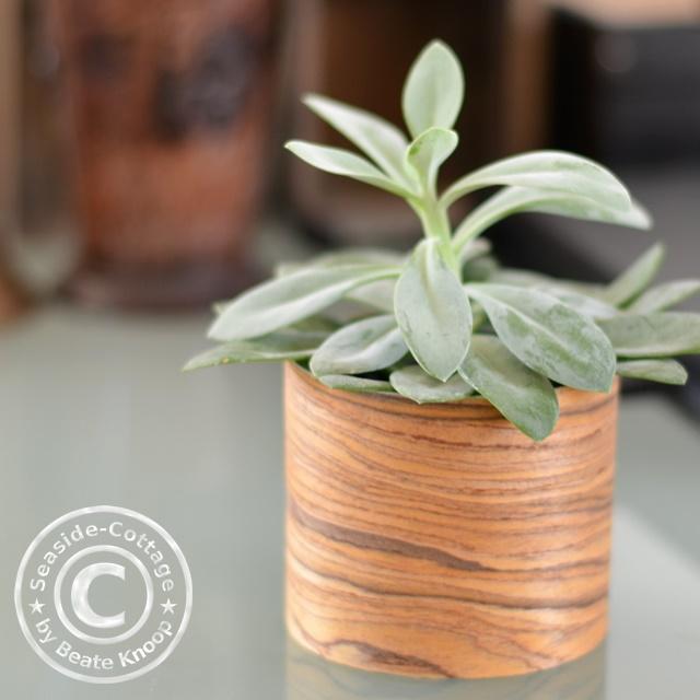 DIY Ideen mit Holzfurnier-Stoff