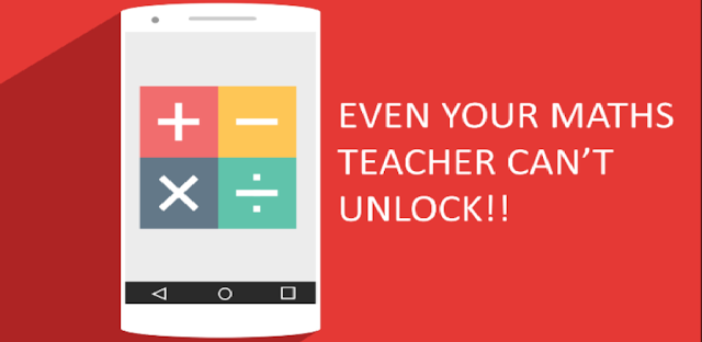 Calculator Vault- App Locker for Android Phones