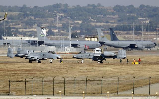 «Βόμβα» Αμερικανού Γερουσιαστή: Εξετάζουμε τη μεταφορά της βάσης από το Ιντσιρλίκ στην Ελλάδα