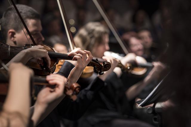 musicoterapia orquesta violin