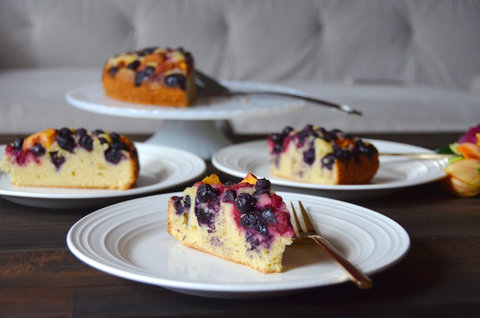 Simple Summer Cake Always Order Dessert