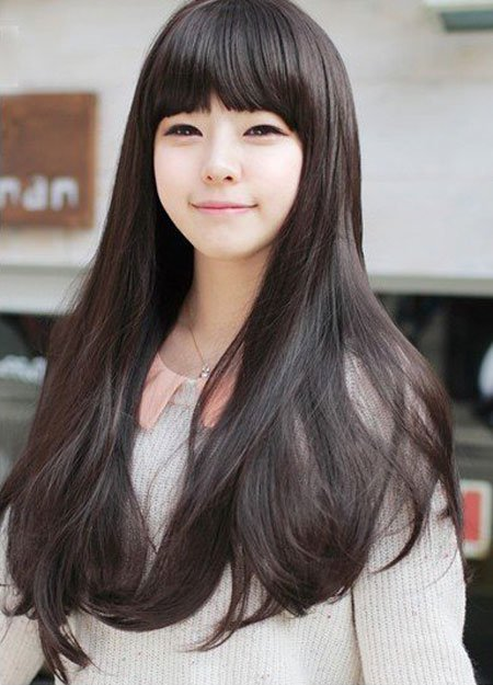 Korean Hairstyles For Girls