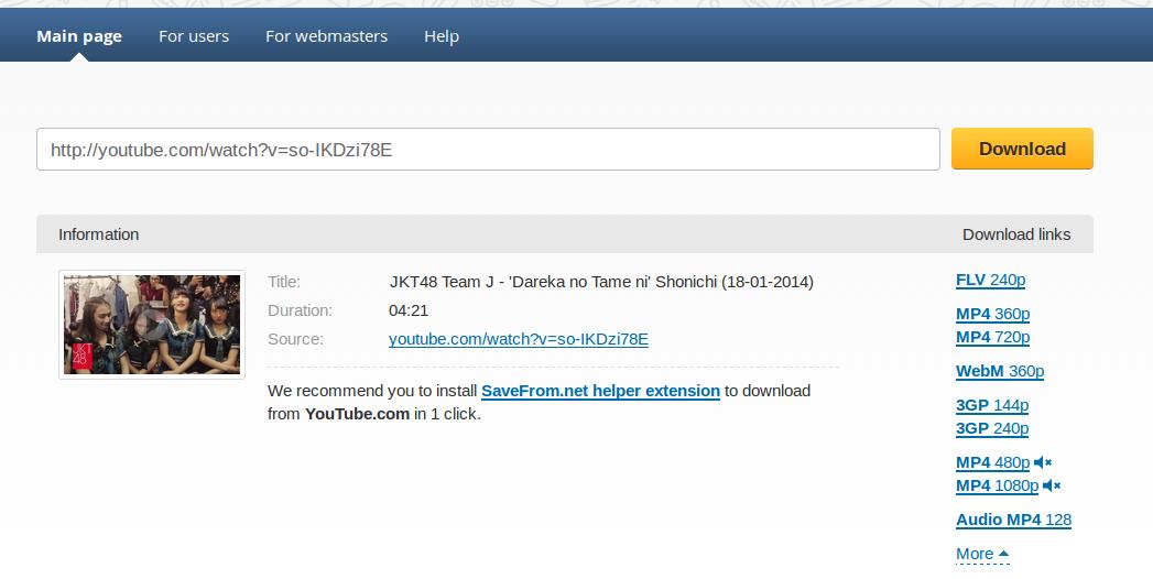 Cara Cepat Download Video di Youtube tanpa Software 100% Berhasil