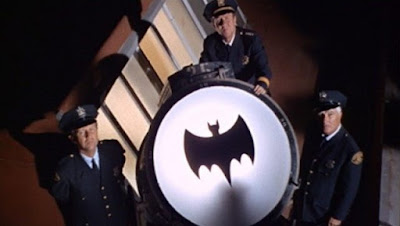bat signal los angeles adam west