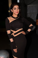 Pranitha Subhash in a skin tight backless brown gown at 64th Jio Filmfare Awards South ~  Exclusive 008.JPG