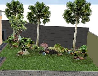 Desain Taman Surabaya - tukngtamansurabaya 12