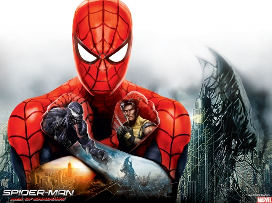 Spider-Man: Web of Shadows (v 1.1) (From 3 ... - Game Repack