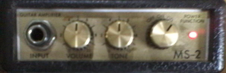Marshall MS-2 OD set 2