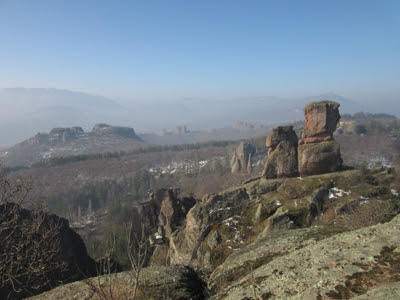 Rocas de Belogradchik, Bulgaria
