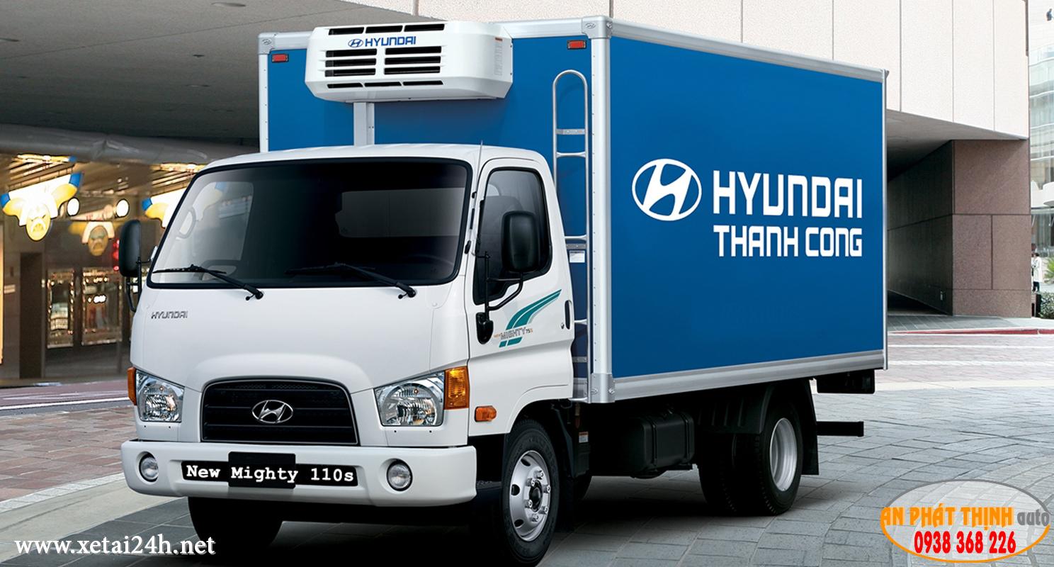 xe tải hyundai new mighty 110s tai trong 7 tan thung dai 5 met