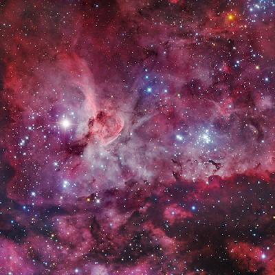 A beleza das Nebulosas | Blog Mente Viajante