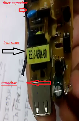 charger pcb part introduce guide