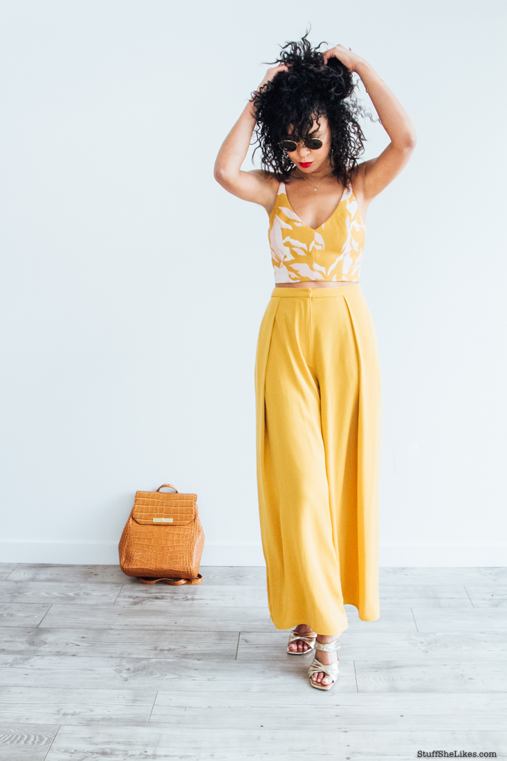 cropped pant's, keepsake the label, BNKR, BNKR store, fashion blog, fashion blogger, top fashion blogger, best fashion bloggers, curly hair, fashion bloggers of color, top fashion bloggers of color, top 10 fashion bloggers, Taye Hansberry