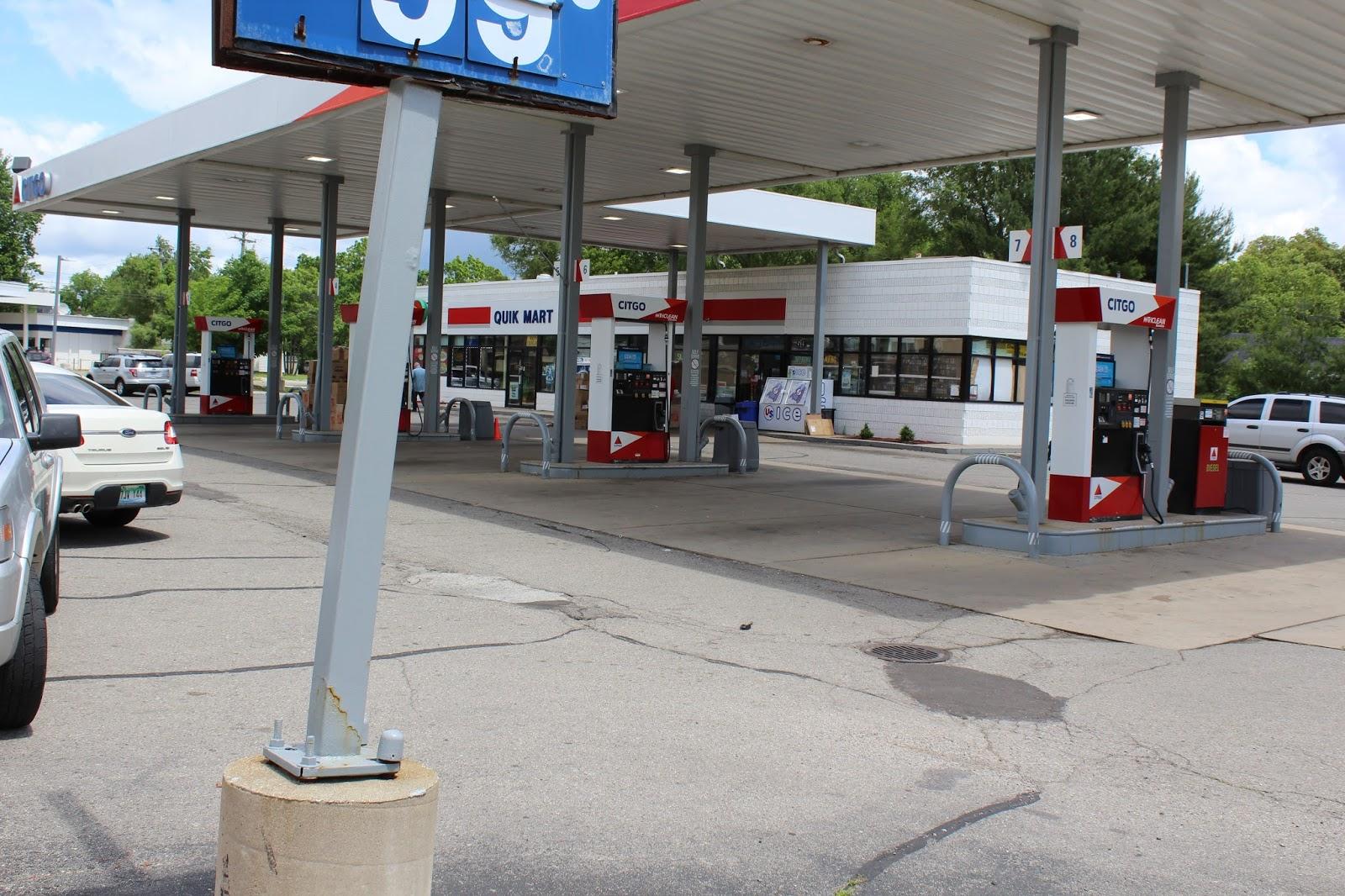 Image result for Secrets Of A Good Gas Station