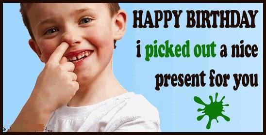 HD BIRTHDAY WALLPAPER : Funny Birthday Wishes