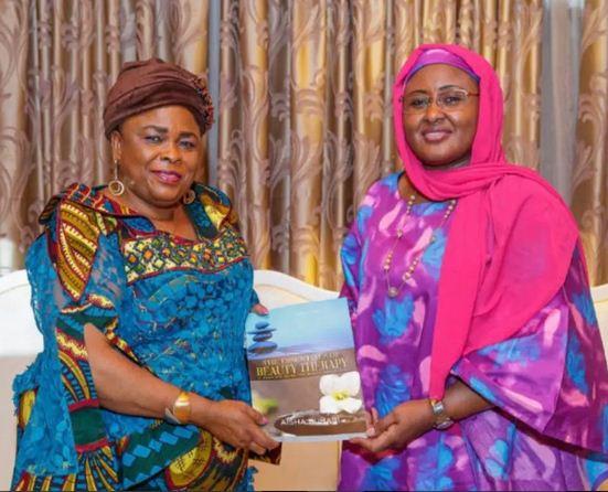 Aisha Buhari & Patience Jonathan