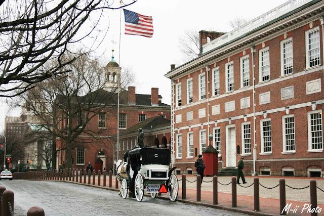 M-ii Photo : Philadelphie, Pennsylvanie - Independance Hall
