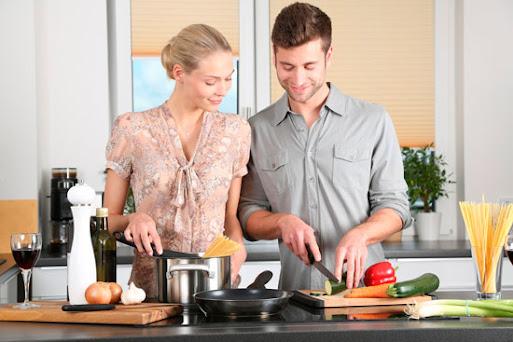 Cocina más para activar el metabolismo