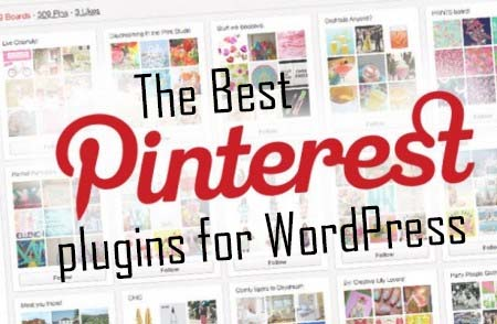 The Best Pinterest plugins for WordPress