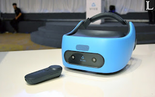 htc vive focus standalone vr headset review
