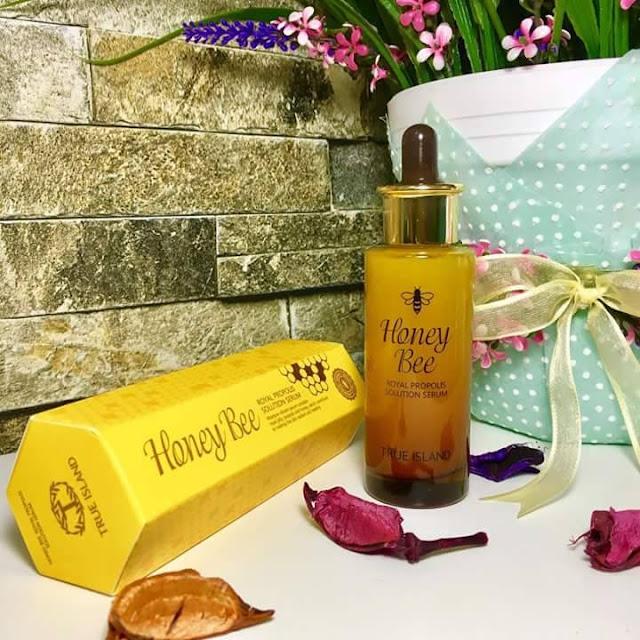 honey bee royal propolis serum original