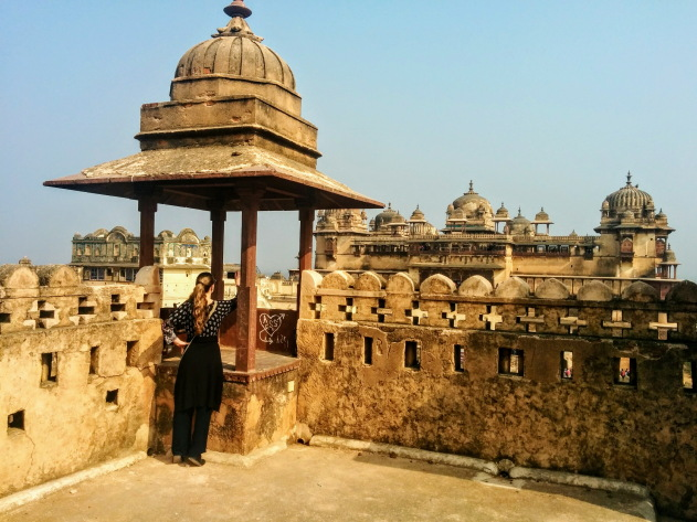 Photographing the beauty of Orchha, Madhya Pradesh