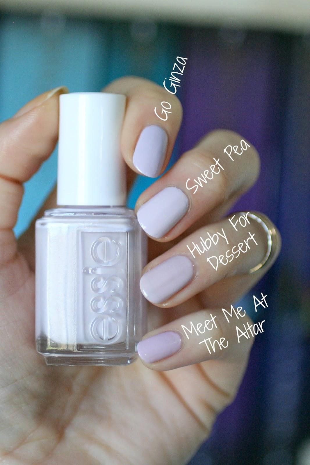 The Nail Polish Shades I Created With Essie! | Essie Envy