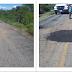 Constesf executa serviços de recuperação e manutenção de estradas em Juazeiro, Sobradinho e Pilão Arcado