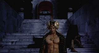 Kellan lutz immortals workout