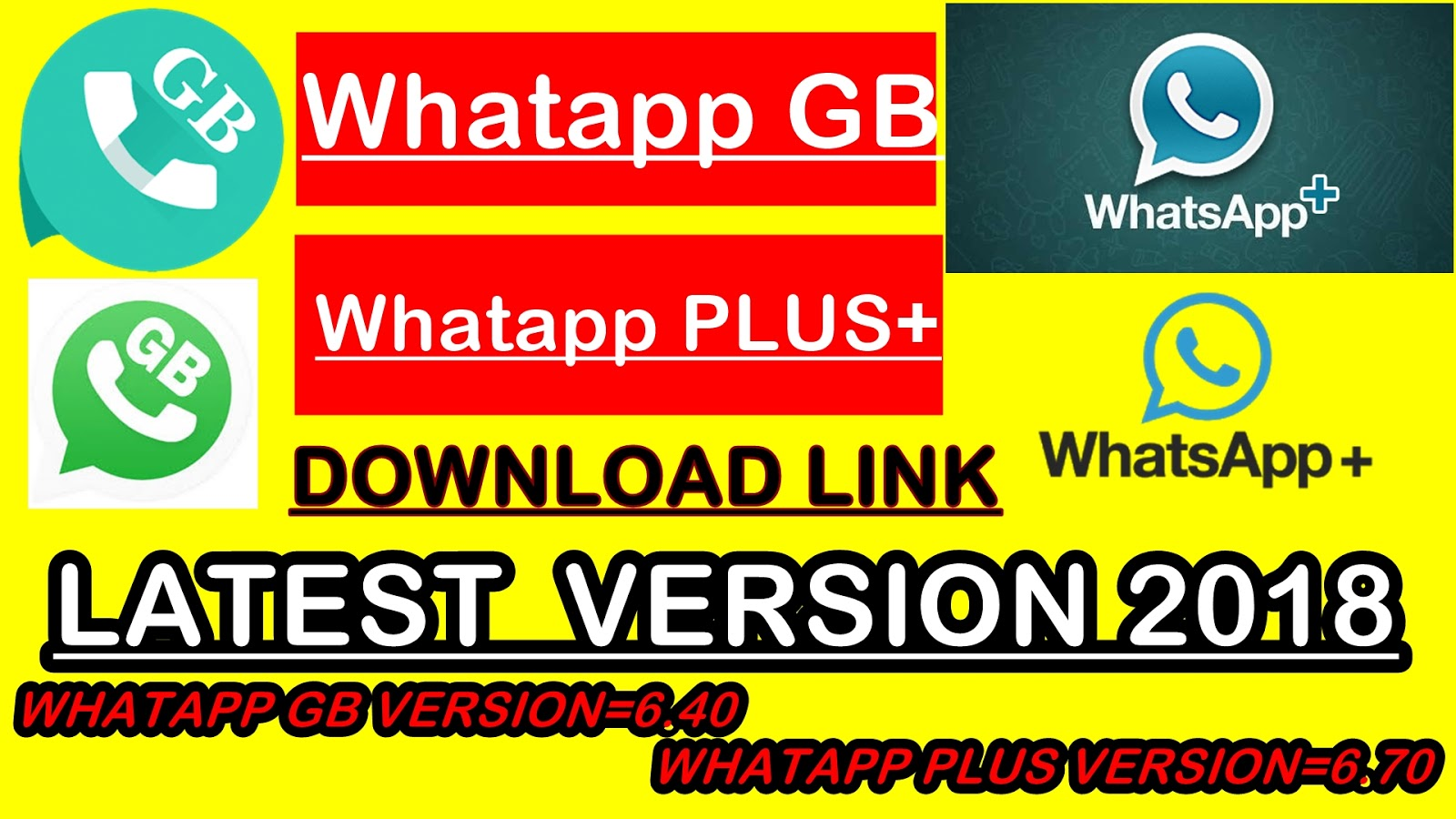 Gbwhatsapp 6 40 download