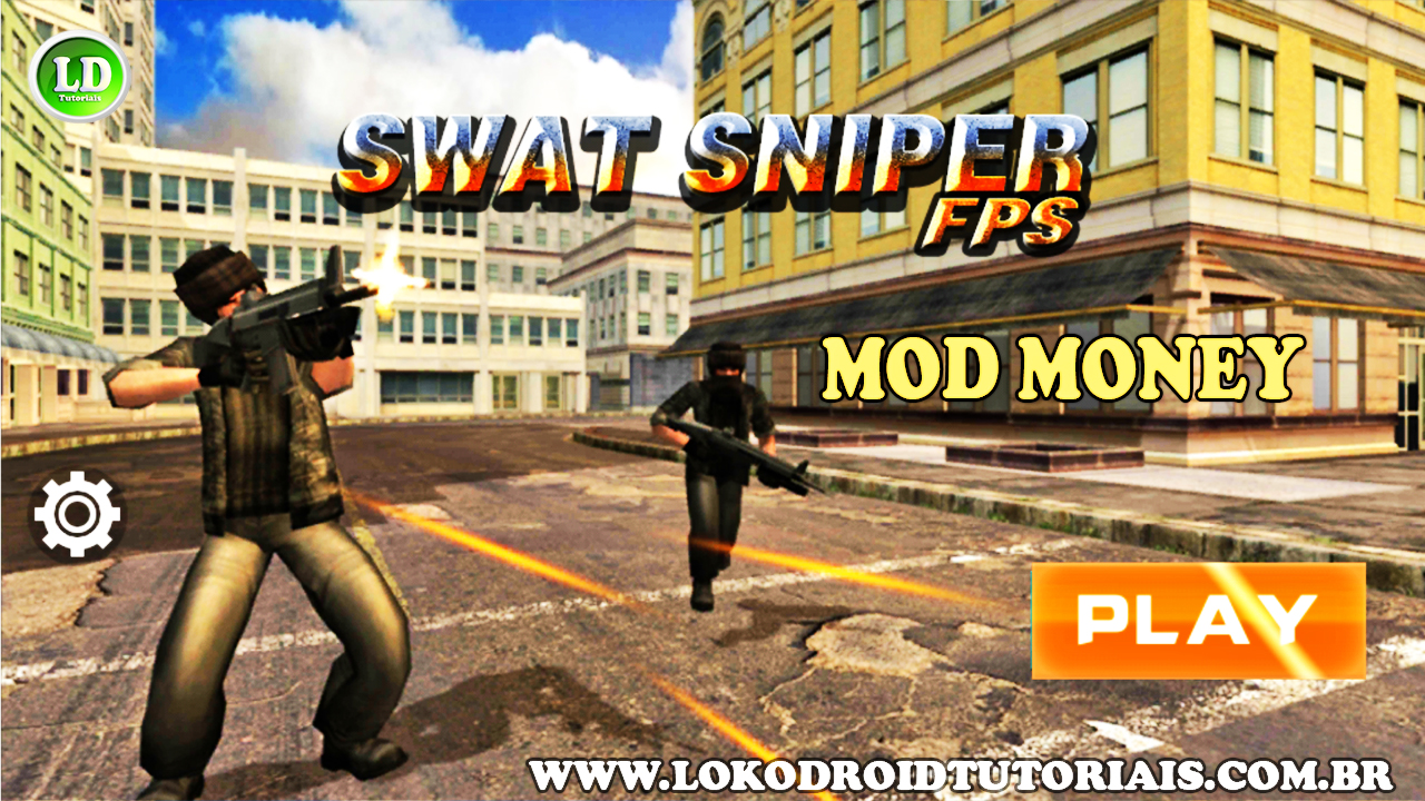 American Sniper Shooting MOD Money