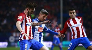 موعد مباراة اتليتكو مدريد واسبانيول اليوم الاحد 10 / 11 / 2019 في الدوري الاسباني