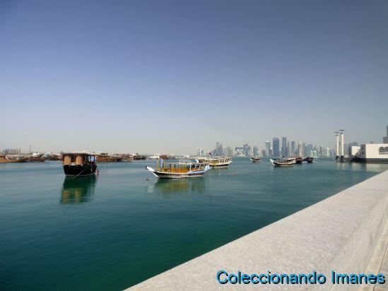 Qué hacer y ver en una escala en Doha