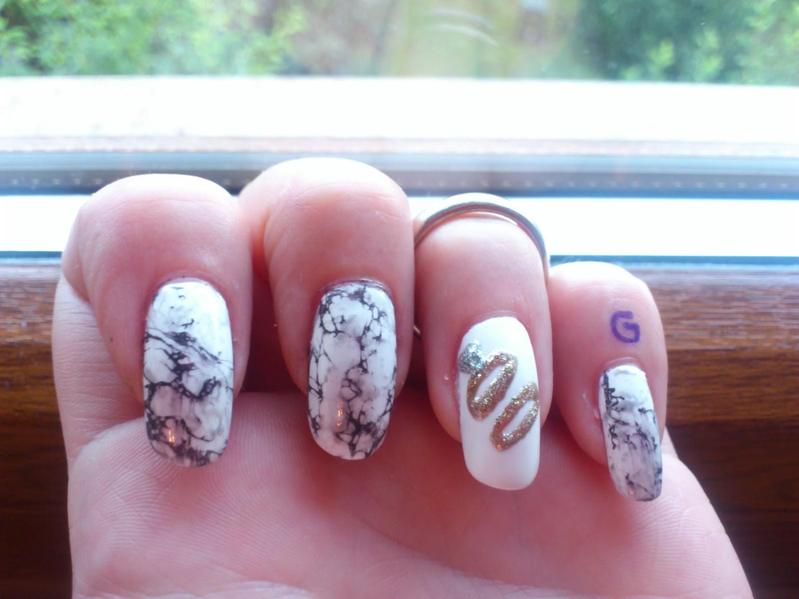 Gia Makeup Blog Castigatoarea Concursului Bridal Nails