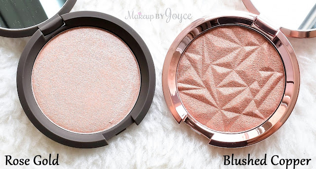 Becca Blushed Copper Highlighter Blush Limited Edition Review