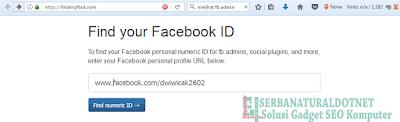 Find FB ID