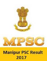 Manipur PSC Result