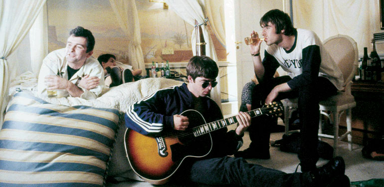 Terjemahan Lirik Lagu I Hope, I Think, I Know ~ Oasis