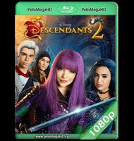 DESCENDIENTES 2 (2017) WEB-DL 1080P HD MKV ESPAÑOL LATINO