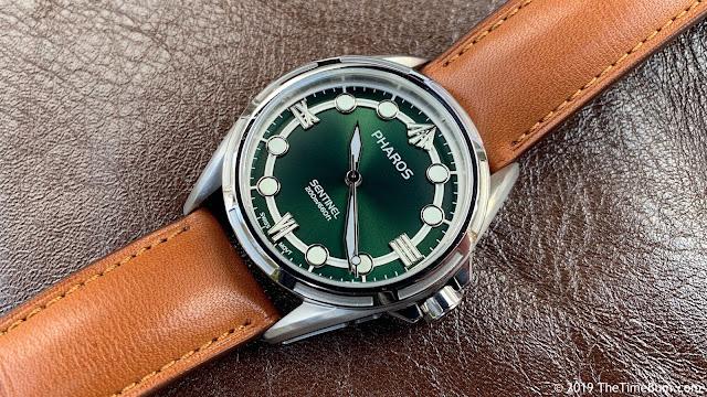 Pharos Sentinel B Green