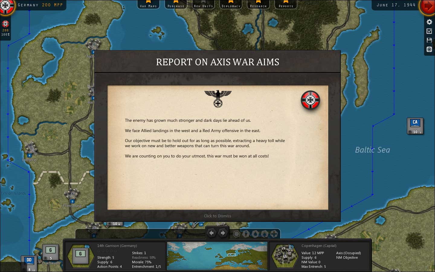 Real and Simulated Wars: Strategic Command WWII: War in