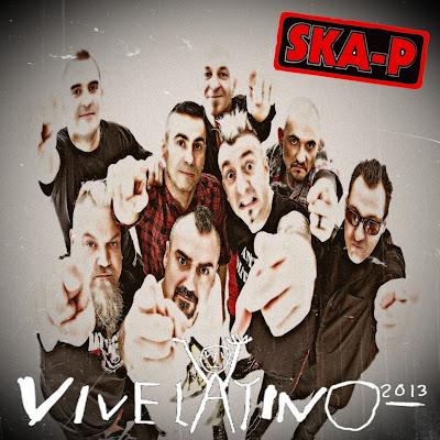 Ska-P - Vive Latino (2013)