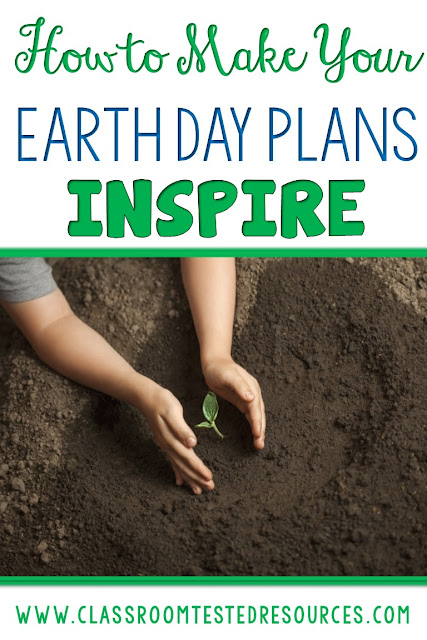 Make your Earth Day plans inspire lifelong habits that matter with these teaching ideas.
