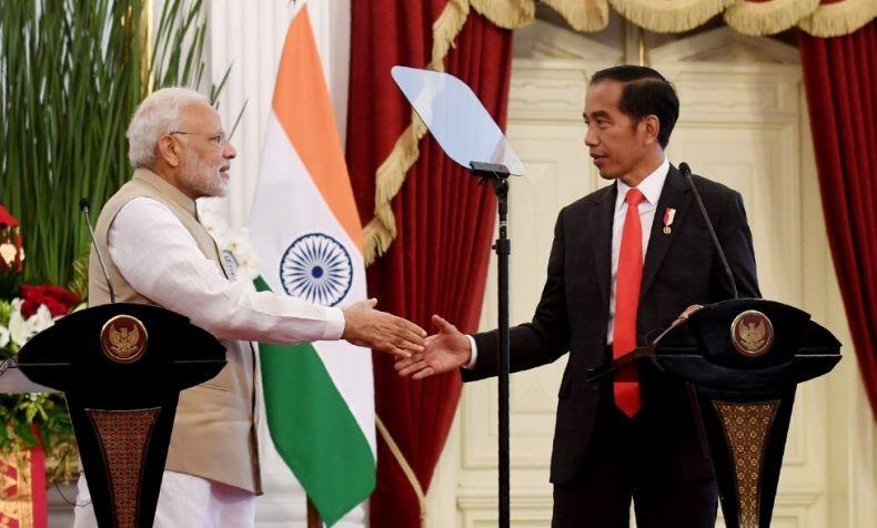 PM India Berikan Ucapan Selamat Pada Presiden Menggunakan Bahasa Indonesia